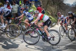 La misura della bicicletta da donna