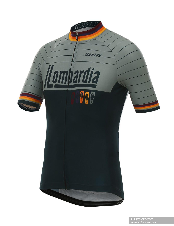 Delle Donne Jersey Giro Di Lombardia Ecco La Maglia Dedicata Da Santini