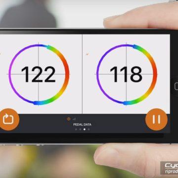 Powertap Mobile: ecco l'app che analizza la pedalata dai pedali P1