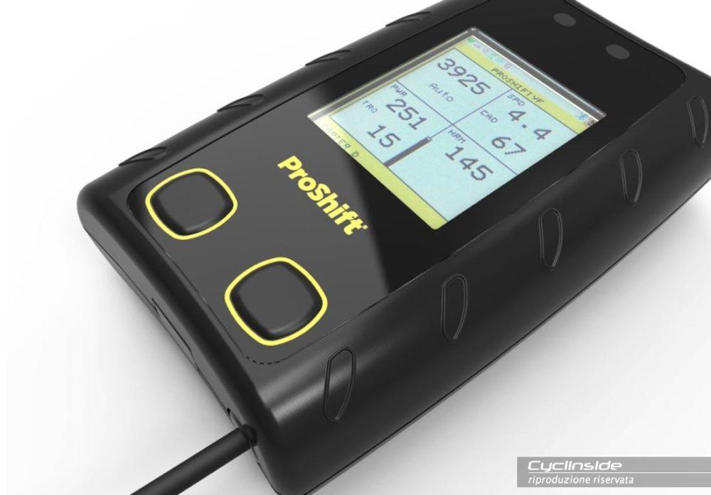 Proshift il cambio automatico per sistemi elettronici for Cambio destinazione d uso sblocca italia