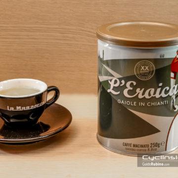 La Marzocco: a seguire l'Eroica con un po' di caffé (ma anche Ricasoli...)