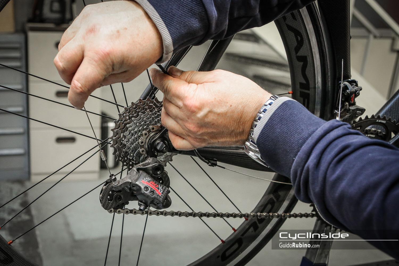 Come Sostituire il Pacco Pignoni della Bicicletta