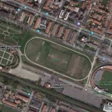Quante ciclopiste in Italia a costo zero? Ad esempio gli ippodromi. Guardate Mantova