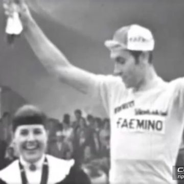 Eddy Merckx: la carriera in un video