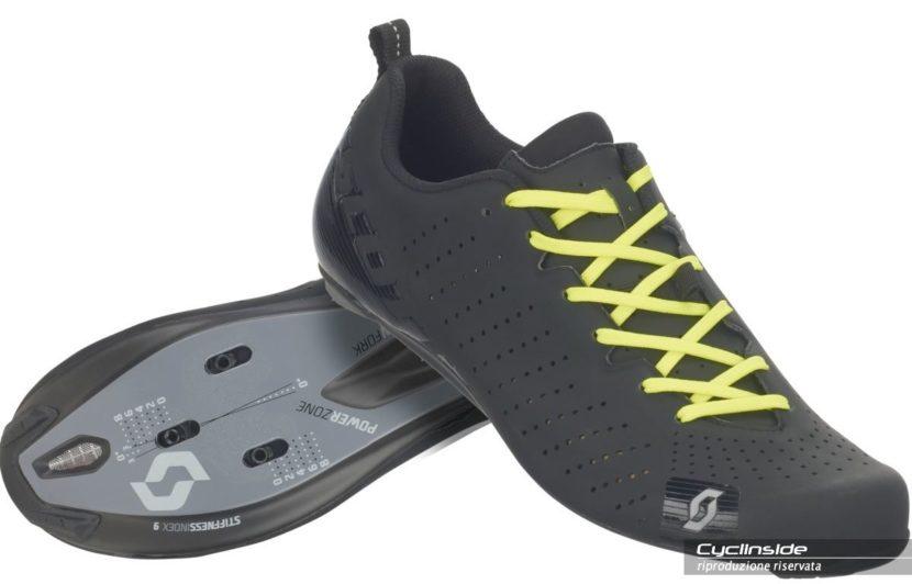 free shipping 45f9f 41ddb Scott, scarpe top di gamma anche con lacci | Cyclinside.it