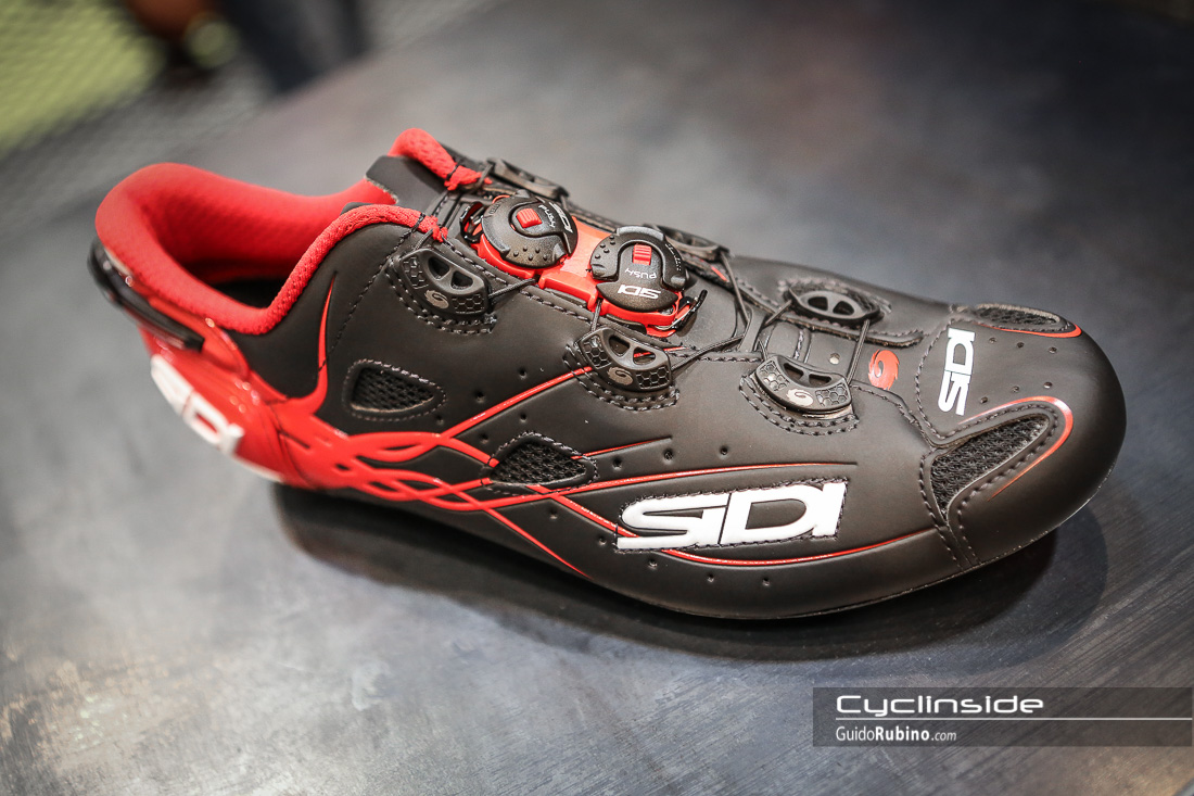 Sidi Shot Matt Il Tallone 232 Personalizzabile Cyclinside It