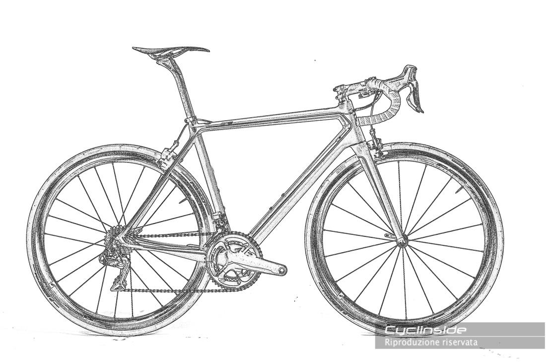 Estremamente La bicicletta da corsa | Cyclinside.it YM63