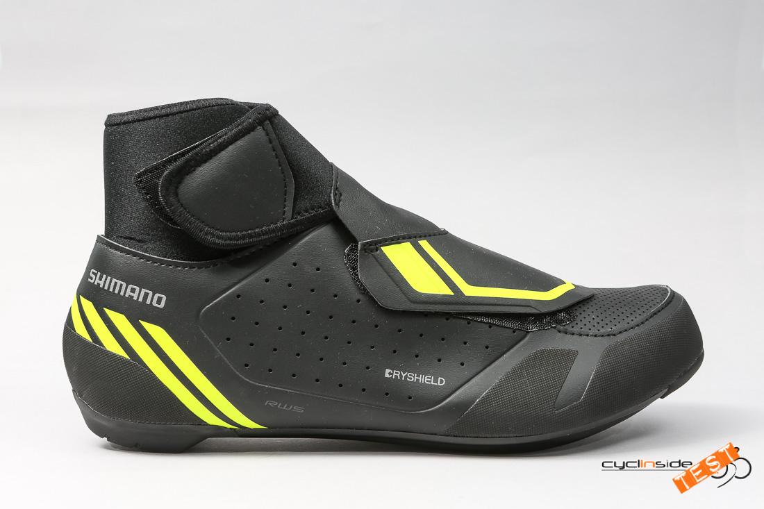 more photos 61f48 c19ab TEST] Shimano Rw5. Le calzature invernali per pedalare nel ...