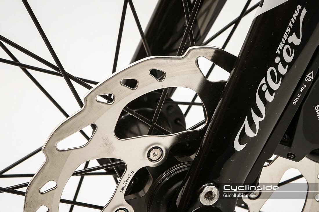 Freni A Disco Per Bicicletta Fading Potenza E Affaticamento Un