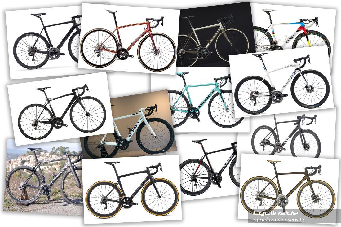 13 Biciclette Superleggere Che Brillano Non Solo In Salita