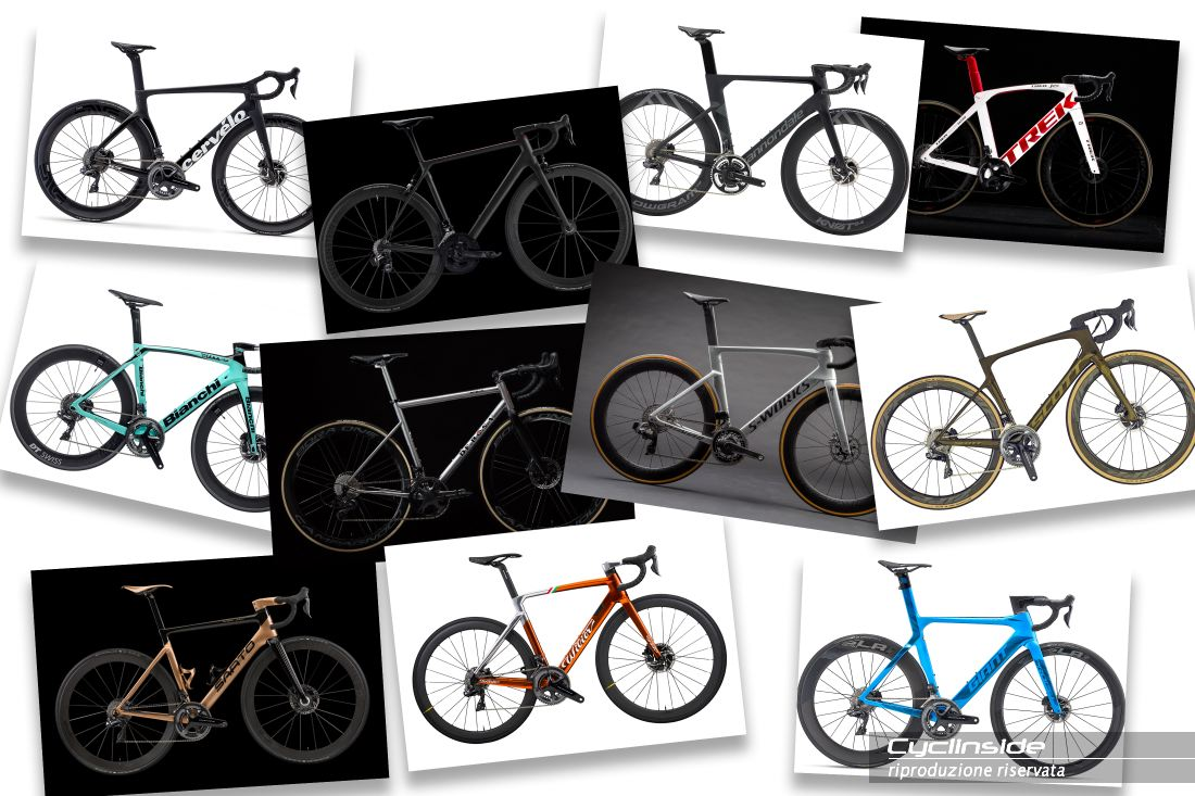Bicicletta Pieghevole Pininfarina 26.Le Top Di Gamma 11 Biciclette Da Perderci La Testa Cyclinside It