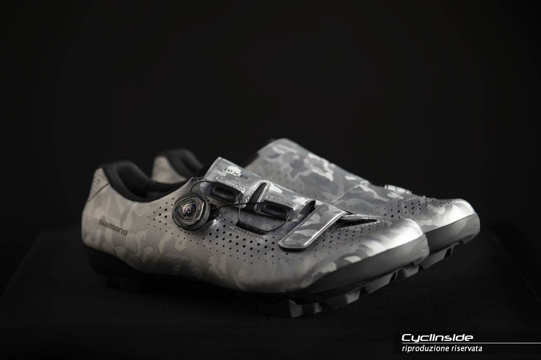 best sneakers 81c41 10963 Shimano RX8: ecco le calzature per il gravel | Cyclinside.it
