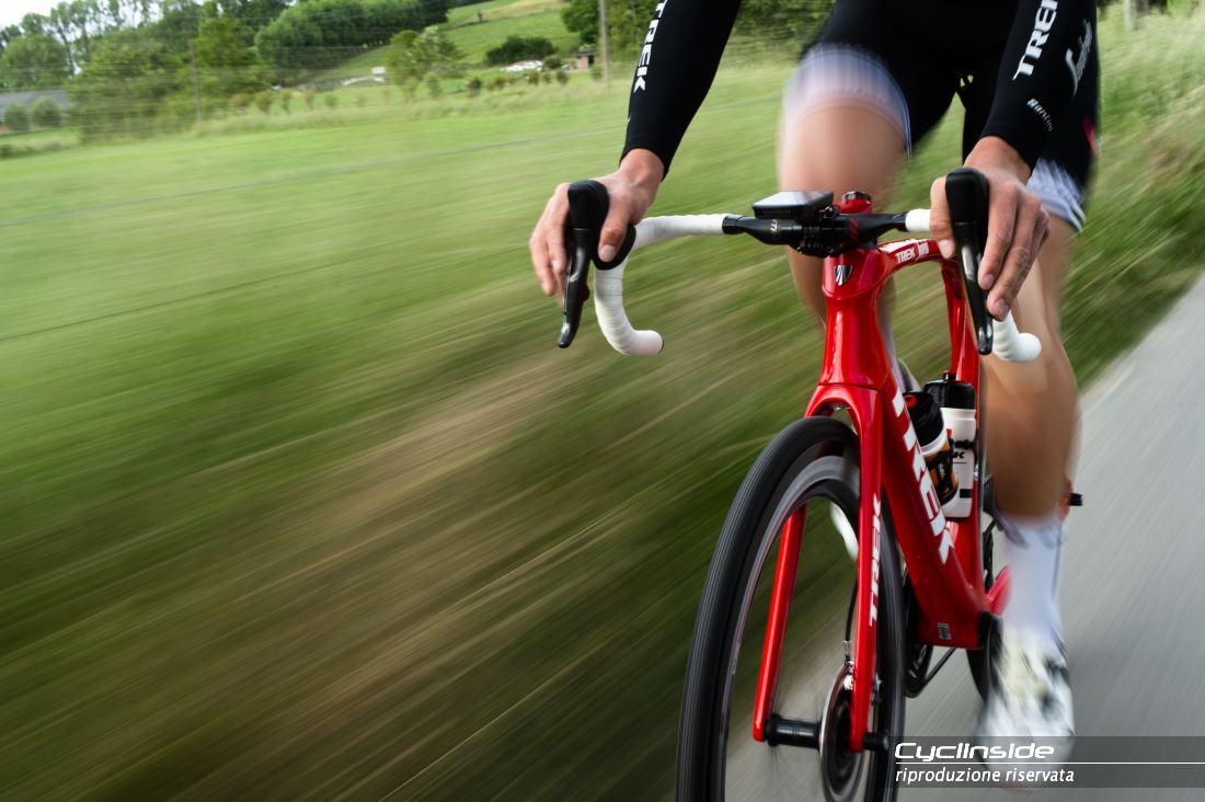 Trek Domane 2020 La Bicicletta Da Corsa Che Strizza Locchio Al