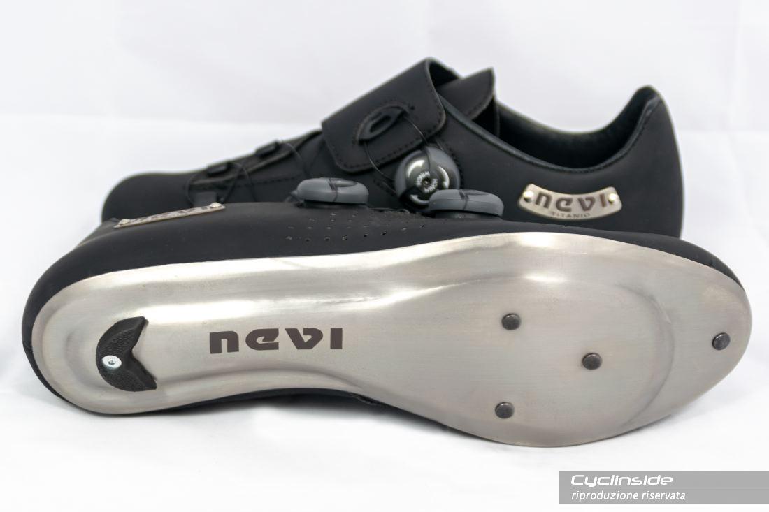 online store c9bde 98399 Suola in titanio per le scarpe per bicicletta da corsa di ...